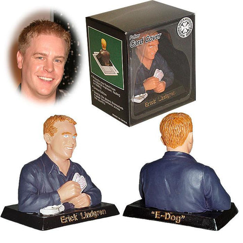Trademark Poker 10-Elcc Erick Lindgren Poker Card Cover - Peazz.com