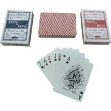 Trademark Poker 10-Pcc02R 1 Red Deck-Club Special King Of King Playing Cards - Peazz.com