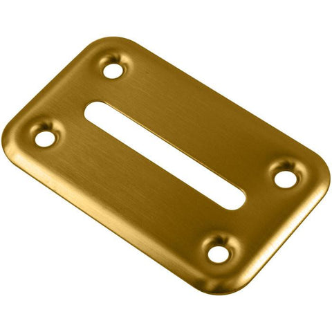 Trademark Poker 1318070 Brass Table Poker Chip Drop Slot - Peazz.com