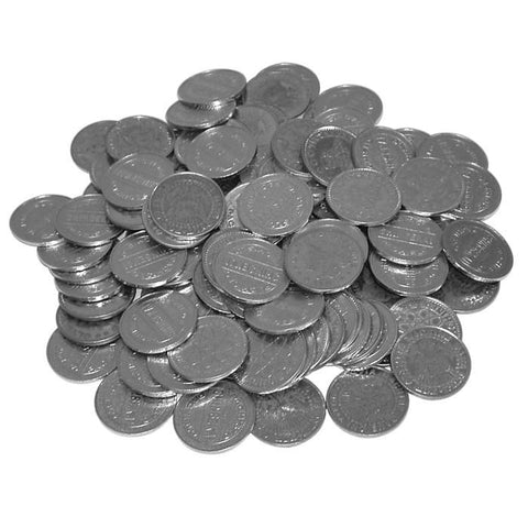 Trademark Commerce 14-TOKENS-500 500 Pack Of Tokens For Slot Machines - Peazz.com