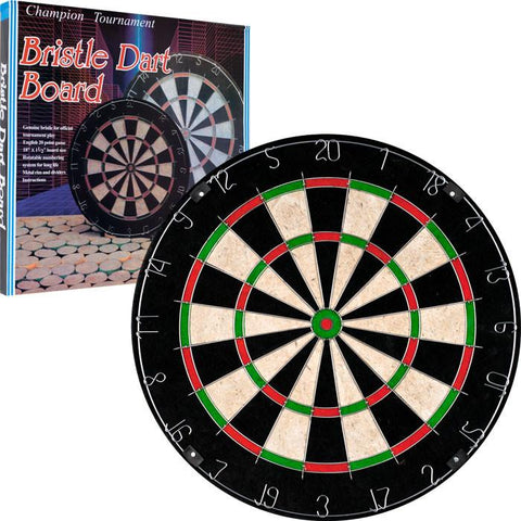 Trademark Commerce 15-51002 TGT Champion Tournament Bristle Dartboard - Peazz.com
