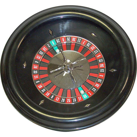 Trademark Games 420304 18 Inch Roulette Wheel - Peazz.com
