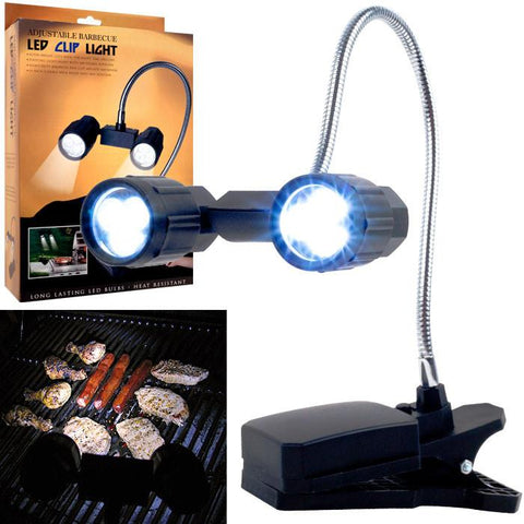 Trademark Commerce 72-3101 Chef BuddyT Adjustable LED BBQ Grill Light - Peazz.com