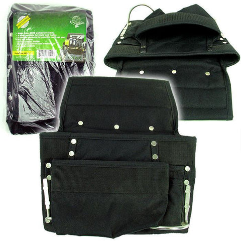 Trademark Commerce 75-1101 Trademark Tools Professional Grade Black 8 Pocket  Tool Bag - Peazz.com