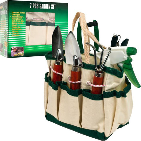 Trademark Commerce 75-1207 Trademark Tools 7 in 1 Plant Care Garden Tool Set (indoor & - Peazz.com