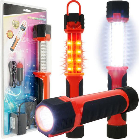 Multi-Purpose 30+4+8 Super Bright LED Light - Peazz.com