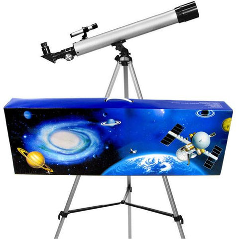 Star 60050 Refractor Telescope w/ 50mm Objective Lens - Peazz.com
