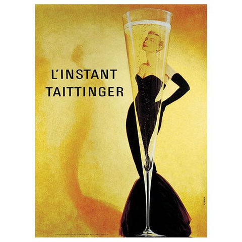 TAITTINGER ON CANVAS by unknown artist - Peazz.com