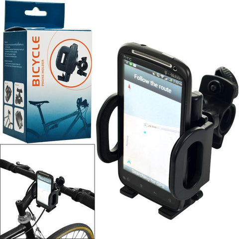 Tgt 75-Ma800 Tgt Mobile Phone Bracket For Bicycles - Adjustable Holder - Peazz.com