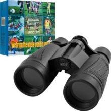 75-Mg222 Trademark 5 X 30Mm Binoculars With Neck Strap & Cloth - Peazz.com