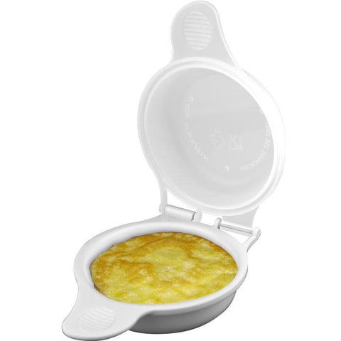 Chef Buddy 82-Y3496 Microwave Egg Cooker By Chef Buddy - Peazz.com