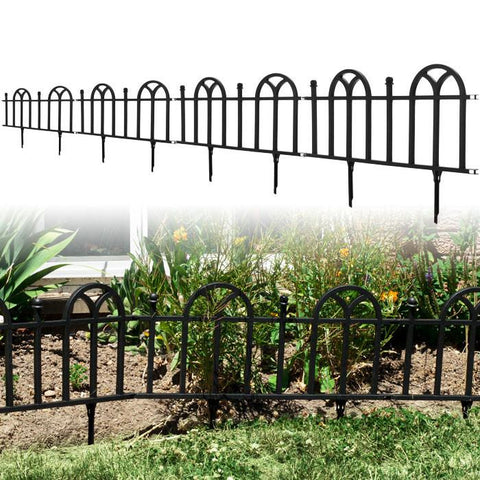 Terratrade 82-Yj463 Victorian Garden Border Fencing Set By Terratrade - Peazz.com