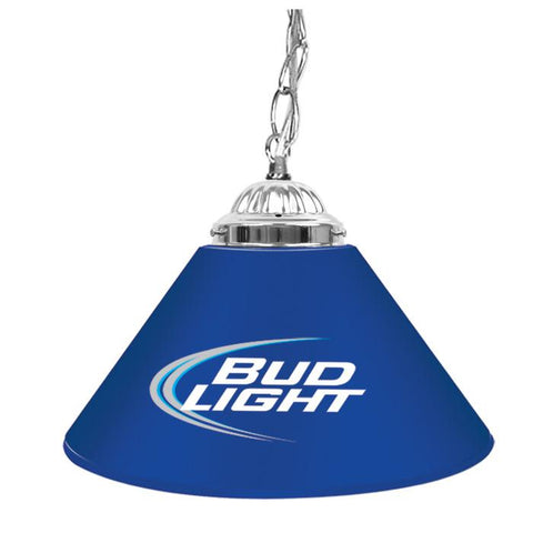 Trademark Commerce AB1200-BL Bud Light 14 Inch Single Shade Bar Lamp - Peazz.com