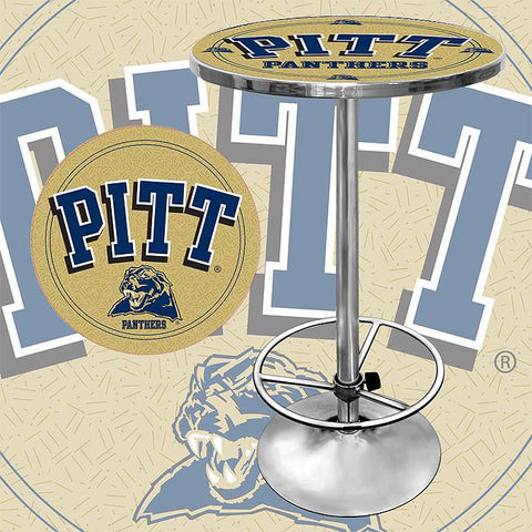 Trademark Commerce CLC2000-PITT University of Pittsburgh Pub Table - Peazz.com