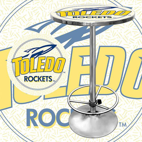 Trademark Commerce CLC2000-UTDO University of Toledo Pub Table - Peazz.com