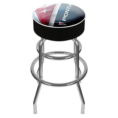 "31"" Gm1000-Pc Pontiac Padded Swivel Bar Stool"