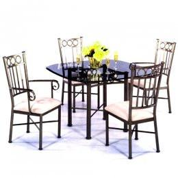 Wilmington Dining Set - Peazz.com - 1