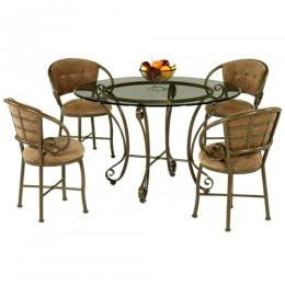 Windsor Dining Set - Peazz.com - 1