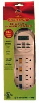 Coralife Digital Power Center Timer (01692) - Peazz.com