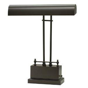 House of Troy BPLED200-81 Battery Operated LED Piano Lamp Mahogany Bronze - Peazz.com