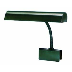 "House of Troy GP14-81 Grand Piano Lamp 14"" Mahoganey Bronze - Peazz.com"
