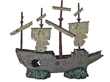"Spot English War Ship Large 17"" - Peazz.com"