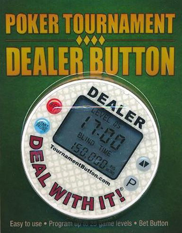 Brybelly ACP-0012 Poker Tournament Dealer Button - Peazz.com