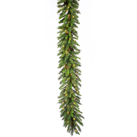 1.3' Vickerman A800924 Cheyenne Pine - Green - Peazz.com