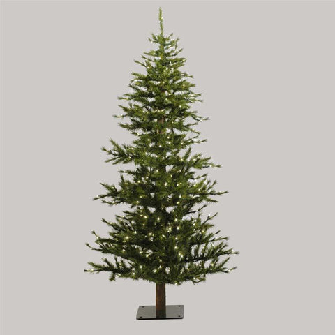"Vickerman A803941 6' x 33"" Minnesota Half Tree Dura Light 200C - Peazz.com"