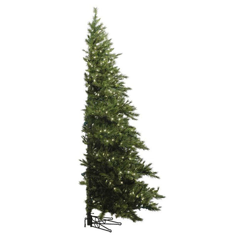 "Vickerman A803965 6.5'x 52"" Westbrook Pine Half Tree 957T - Peazz.com"