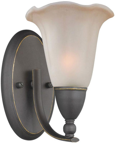 Woodbridge Lighting Kingston Indoor Lighting Bath/Wall Sconce 12951MEB-C20702 - Peazz.com