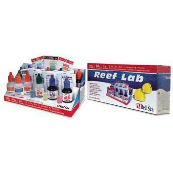 Saltwater Labs Master Reef Lab Test Kit - Peazz.com