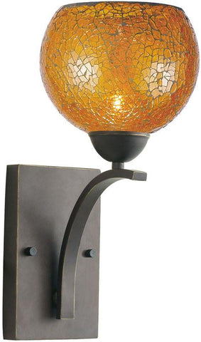 Woodbridge Lighting North Bay Indoor Lighting Bath/Wall Sconce 13051MEB-M00AMB - Peazz.com
