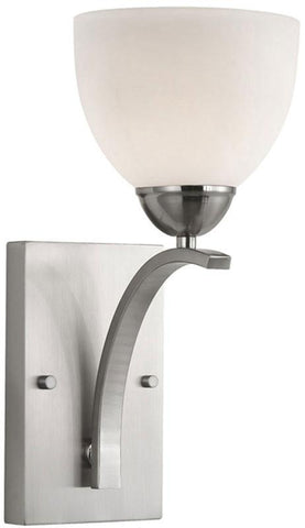 Woodbridge Lighting North Bay Indoor Lighting Bath/Wall Sconce 13051STN-C20601 - Peazz.com