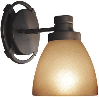 Woodbridge Lighting Wayman Indoor Lighting Bath/Wall Sconce 53075-BRZ - Peazz.com