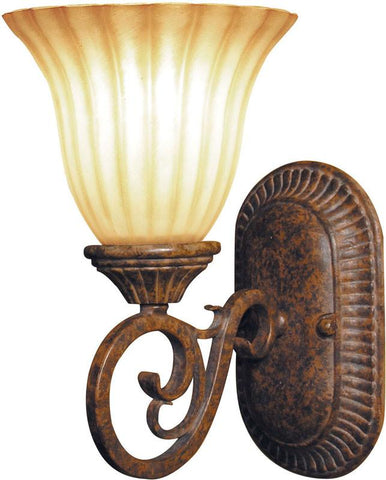 Woodbridge Lighting Avondale Indoor Lighting Bath/Wall Sconce 53080-RSI - Peazz.com