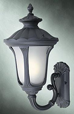 Woodbridge Lighting Westbrook Outdoor Lighting Wall 61020WL-BKP - Peazz.com