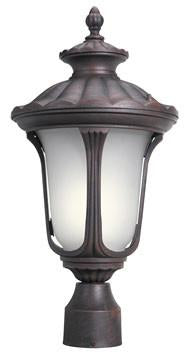 Woodbridge Lighting Westbrook Outdoor Lighting Post 61026WL-RTP - Peazz.com