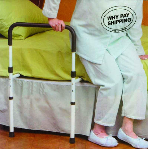 Rose Healthcare R2107 EZ-Grip Bed Rail Support - Peazz.com