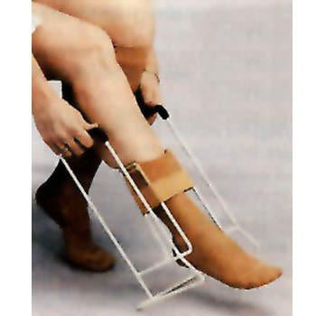 Rose Healthcare R3148 Easy Pull Hosiery Aid - Peazz.com