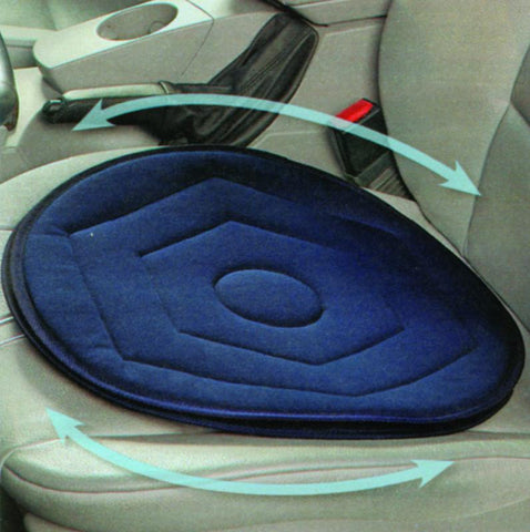 Rose Healthcare R4130 Soft Swivel Seat Cushion - Peazz.com