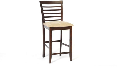 Wholesale Interiors PCH6874(S3)-24 Kelsey Brown Wood Modern Counter Stool - Set of 2 - Peazz.com