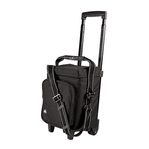 Wine Enthusiast 951 20 01 Weekend Wine Bag on Wheels - Peazz.com