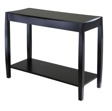 Winsome Wood Cleo Console Table 92037 - Peazz.com
