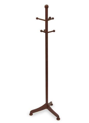 Winsome Wood 94672 Coat Tree with 6 pegs - Peazz.com