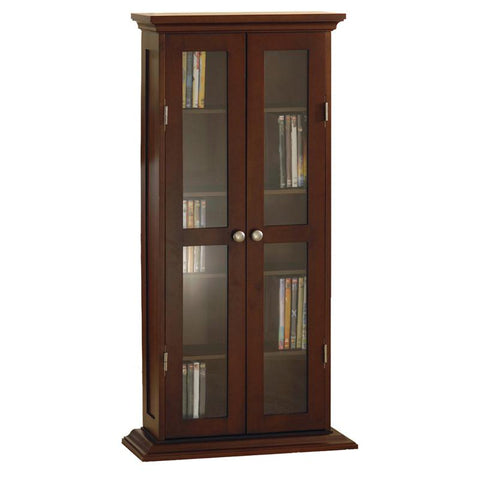 Winsome Wood 94944 DVD/CD Cabinet - Peazz.com