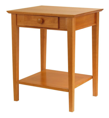 Winsome Wood 99323 Studio End / Printer Table - Peazz.com