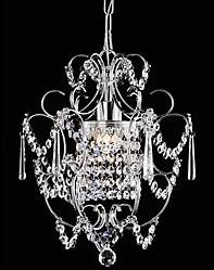 Warehouse of Tiffany RL4025 Veronica Crystal Chandelier - Peazz.com