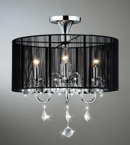 Warehouse of Tiffany RL4804 fab Victoria Crystal Chandelier - Peazz.com