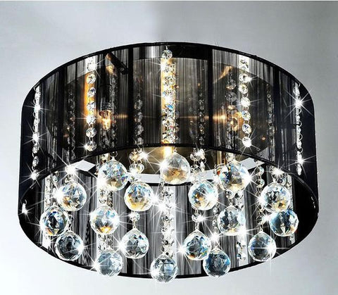Warehouse of Tiffany RL5072 Jasmine Crystal Chandelier - Peazz.com
